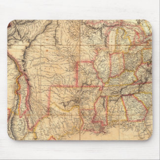 United States of America 12 Mouse Pad
