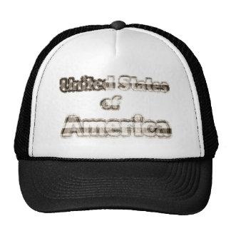 United States of America #2 Cap