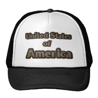 United States of America #6 Cap