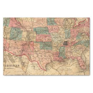 United States of America 8 Tissue Paper