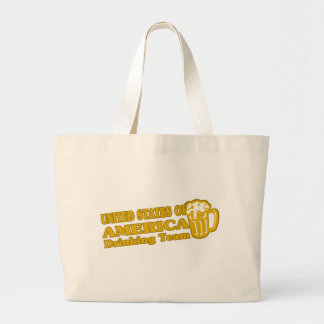 UNITED STATES OF AMERICA CANVAS BAG
