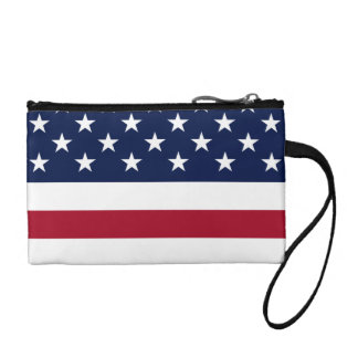 United States of America Change Purse