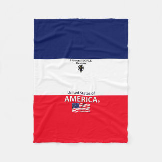 United States of America Designer Blanket