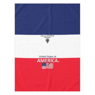 United States of America Designer Tablecloth
