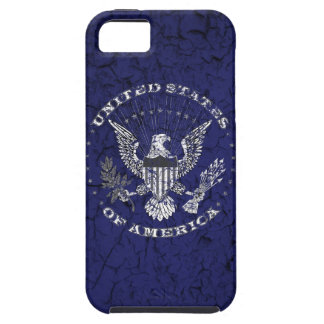 United States of America Distressed iPhone 5 Case