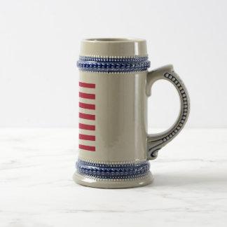 United States of America Flag Beer Steins