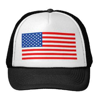 United States of America flag Mesh Hats