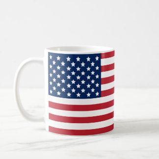 United States of America Flag | Patriotic Coffee Mug