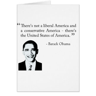 UNITED States of America Greeting Card