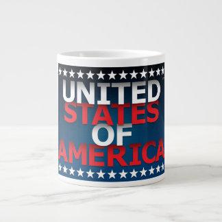United States of America Jumbo Mug