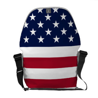 United States of America Messenger Bags