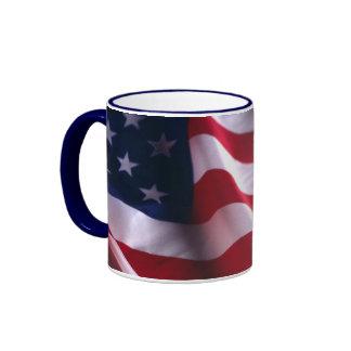 United States of America National  Flag Coffee Mug