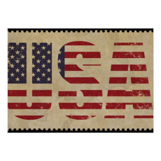United States of America Poster
