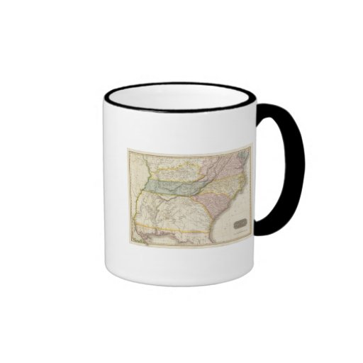 United States of America, southern part Coffee Mug