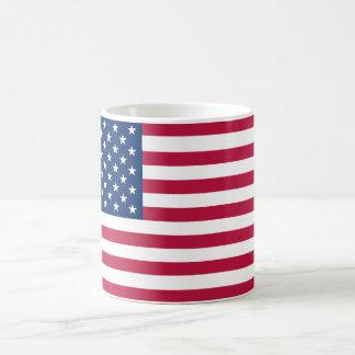 United States of America USA Basic White Mug
