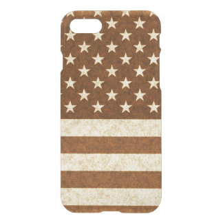 United States of American flag iPhone 7 Case