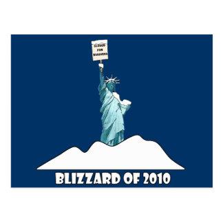 United States of Emergency Postcard