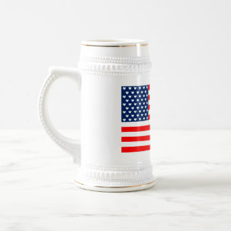 United States of Love - Beer Stein