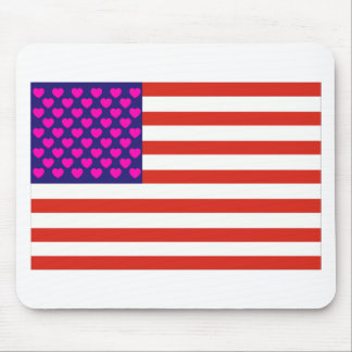 United States of Love Mouse Pad