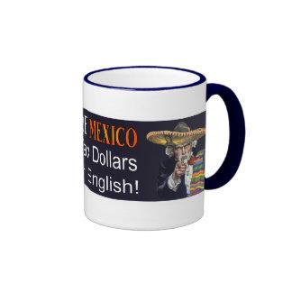 United States Of Mexico Mug