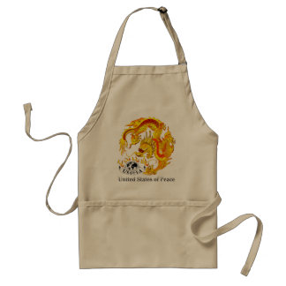 United States of Peace Standard Apron