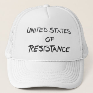 United States of Resistance Trucker Hat