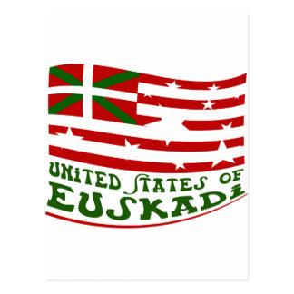 United States off Euskadi 2 Postcard