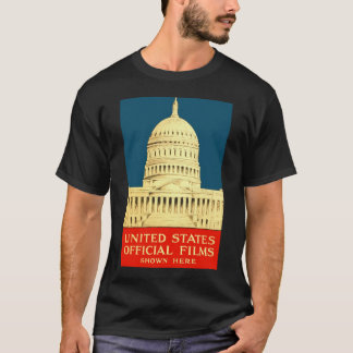 United States Official Films T-Shirt