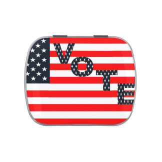 United States presidential election 2016 Candy Jelly Belly Candy Tins