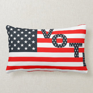 United States presidential election 2016 Cotton Cushion