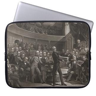 United States Senate 1850 Laptop Computer Sleeves