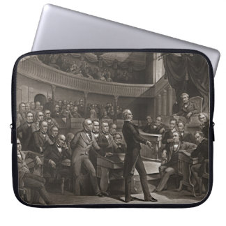 United States Senate 1850 Laptop Computer Sleeve