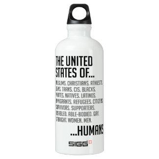 United States Sigg Water Bottle