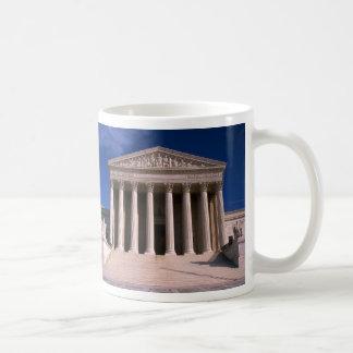 United States Supreme Court Building Coffee Mugs