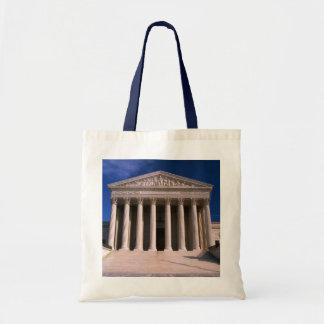 United States Supreme Court Building Tote Bag