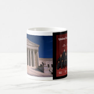 United States Supreme Court Justices Building Coffee Mug