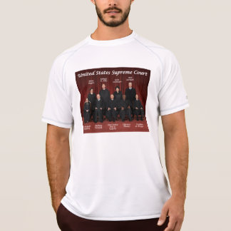 United States Supreme Court Justices T-Shirt