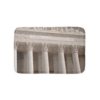 United States Supreme Court Pillars Bath Mat