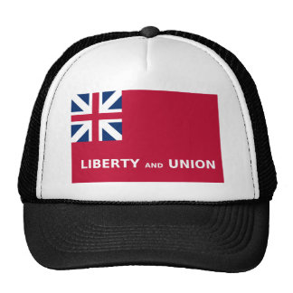 United States Taunton Flag Liberty and Union 1774 Cap
