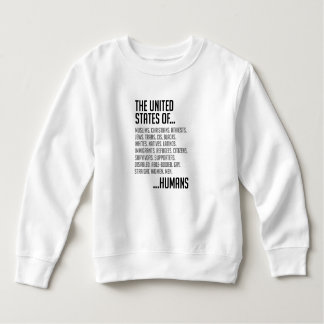 United States Toddler Sweatshirt