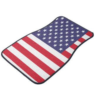 United States USA American Flag Floor Mat