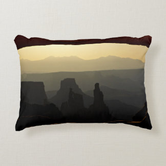United States, Utah, Canyonlands National Park 3 Accent Cushion