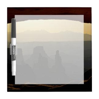 United States, Utah, Canyonlands National Park 3 Dry-Erase Boards