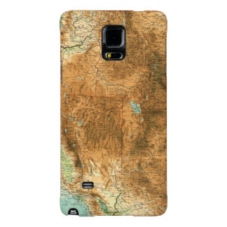 United States western section Galaxy Note 4 Case