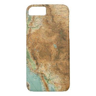 United States western section iPhone 7 Case