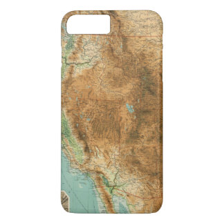 United States western section iPhone 7 Plus Case