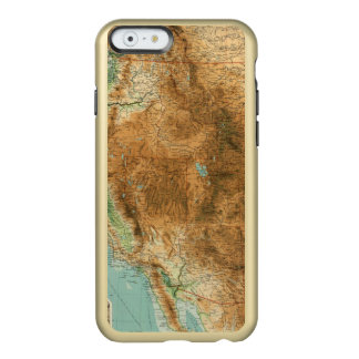 United States western section Incipio Feather® Shine iPhone 6 Case