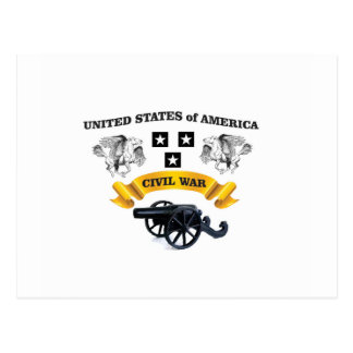 united states winged horse cw postcard