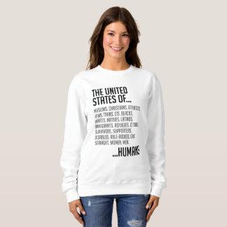 United States Women's Basic Sweatshirt