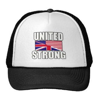 United Strong 2 Trucker Hat